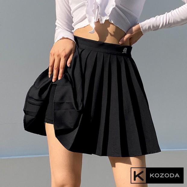 Nhìn Hyomin diện chân váy tennis thấy cưng, bắt chước quá đơn giản vì vừa dễ mua lại siêu rẻ - Ảnh 5.