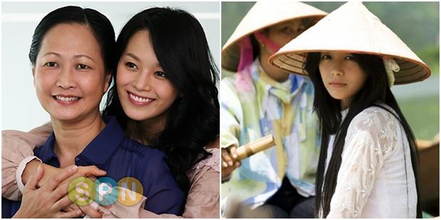 Ai mà ngờ cô dâu vàng Lee Young Ah gây bão Vbiz năm nào nay đã lên xe hoa với chồng kém tuổi, còn sinh con được 1 năm - Ảnh 4.