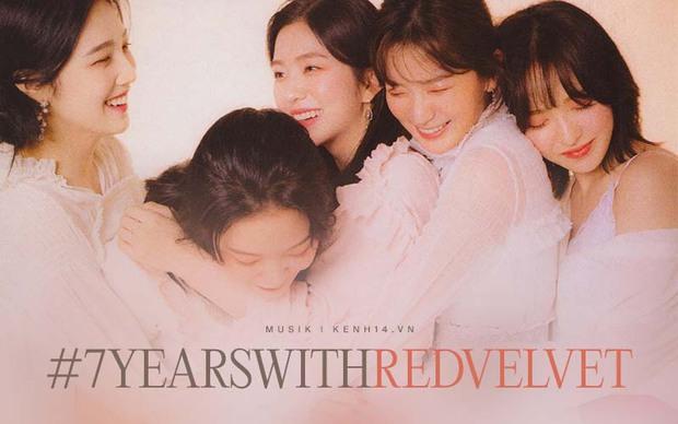 Red Velvet bảo toàn đội hình vượt qua số 7 lời nguyền: Áp lực so sánh với TWICE, BLACKPINK cùng màn đóng băng tiếc nuối - Ảnh 1.