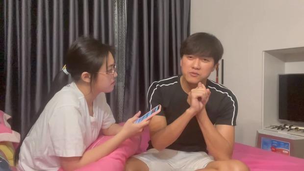 Quách Ngọc Tuyên chính thức tiết lộ điểm thi tốt nghiệp THPT của vợ trẻ kém 16 tuổi, nghe đến quà mừng có 1-0-2 mà sốc! - Ảnh 3.