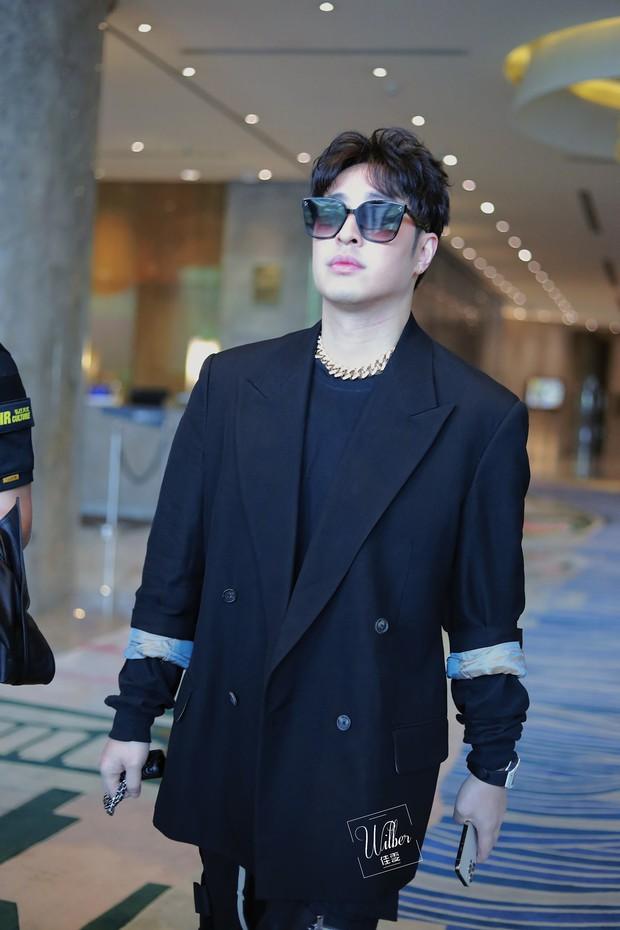Phan Vỹ Bá - tình nghi đồng phạm với Ngô Diệc Phàm: Bad boy thượng lưu từng khoá môi Lee Hyori, ngồi chung show với Lisa - Ảnh 17.