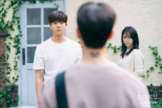 Netizen đồng loạt quay xe với Nevertheless: Han So Hee làm ơn tha cho nam phụ, chị và Song Kang bớt đơ đi! - Ảnh 4.