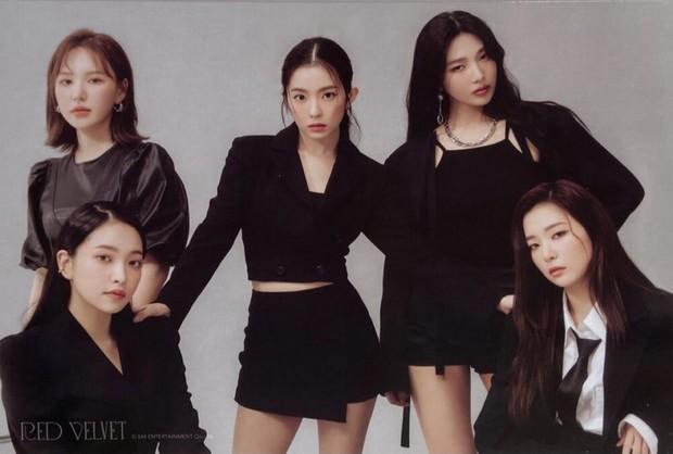 Red Velvet bảo toàn đội hình vượt qua số 7 lời nguyền: Áp lực so sánh với TWICE, BLACKPINK cùng màn đóng băng tiếc nuối - Ảnh 18.