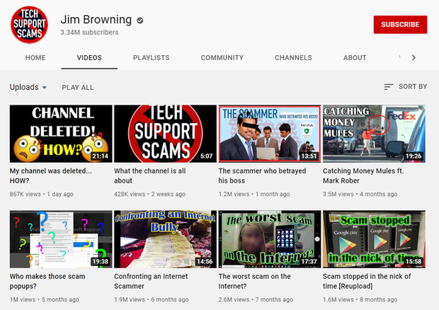 YouTuber chuyên vạch mặt bọn lừa đảo cuối cùng lại bị lừa, đến nỗi tự tay xóa kênh YouTube của chính mình - Ảnh 3.