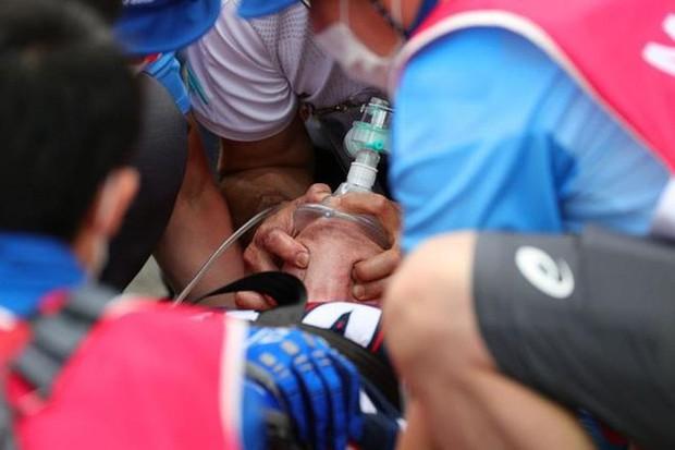Nhà vô địch Olympic bị xuất huyết não sau tai nạn kinh hoàng - Ảnh 3.