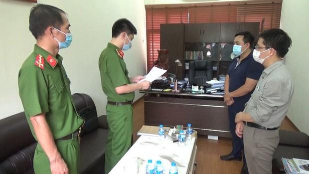 Bắt tạm giam Tổng Giám đốc Công ty Công viên Cây xanh Hà Nội và 6 đồng phạm - Ảnh 4.