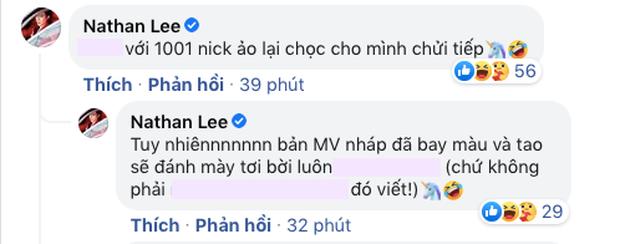 MV Yêu Thương Quay Về của Cao Thái Sơn đã bay màu, Nathan Lee tuyên bố chỉ là bản nháp và khẳng định sẽ đánh tơi bời - Ảnh 2.