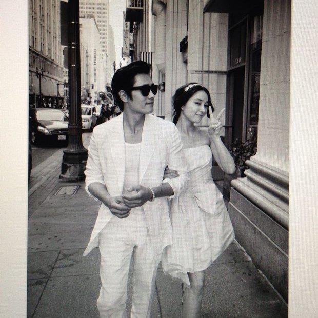 Kỷ niệm 8 năm, mỹ nhân Vườn Sao Băng xả ảnh cưới chưa từng công bố với Lee Byung Hun: Couple quyền lực, visual đỉnh cao có khác! - Ảnh 6.
