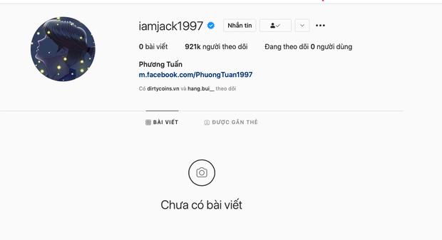 Jack có động thái mới nhất trên Instagram giữa bê bối tình ái, nhưng sao thật khó hiểu thế này? - Ảnh 2.