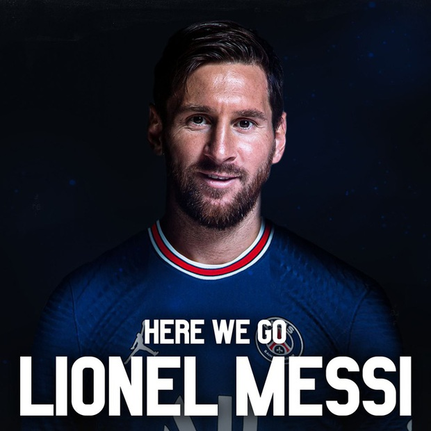 NÓNG: Messi đồng ý cập bến PSG, khép lại tin đồn vương vấn với Barca - Ảnh 1.