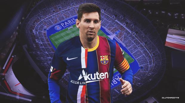 Nhờ Messi, lượng người theo dõi các tài khoản mạng xã hội của Paris Saint-Germain tăng phi mã - Ảnh 1.