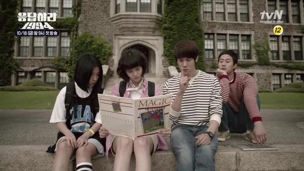 Có một trường đại học là bối cảnh của cả tá phim Hàn đình đám, nhìn Cha Eun Woo tới lớp mà muốn nhập học liền! - Ảnh 5.