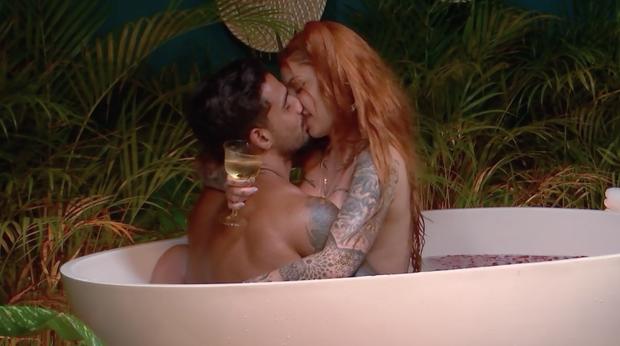 Too Hot To Handle Brazil gây choáng với đủ kiểu phá luật: Sex 5 lần 1 đêm, hôn đồng giới đến tắm tiên tập thể! - Ảnh 5.