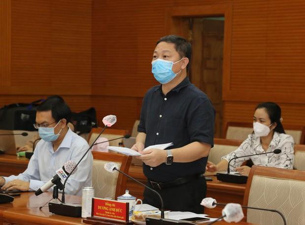 Phó Chủ tịch TP.HCM: Dịch COVID-19 có xu hướng giảm dần - Ảnh 1.