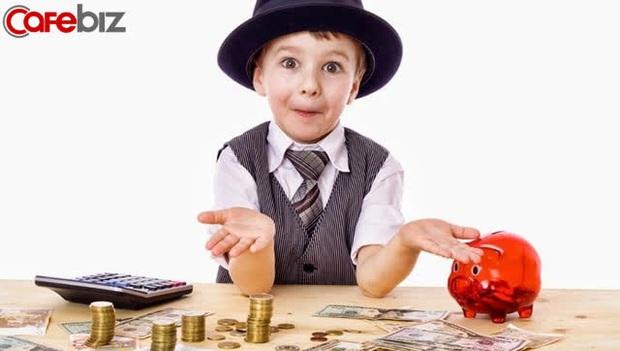 Học cha mẹ Do Thái, dạy con cách quản lý tài sản: 3 tuổi học về tiền, 8 tuổi hiểu cách gửi tiền ở ngân hàng, 12 tuổi tham gia vào hoạt động kinh doanh như người lớn - Ảnh 1.