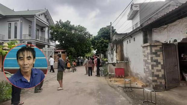 Vụ chém vợ chồng thương vong ở Bắc Giang: Hung thủ nói sẽ giết cả nhà hàng xóm rồi tự tử - Ảnh 1.