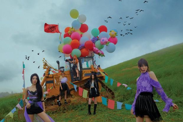 Red Velvet học theo TWICE chơi lớn spoil luôn điệp khúc ca khúc mới, giai điệu đúng sở trường mùa hè hứa hẹn bùng nổ - Ảnh 8.