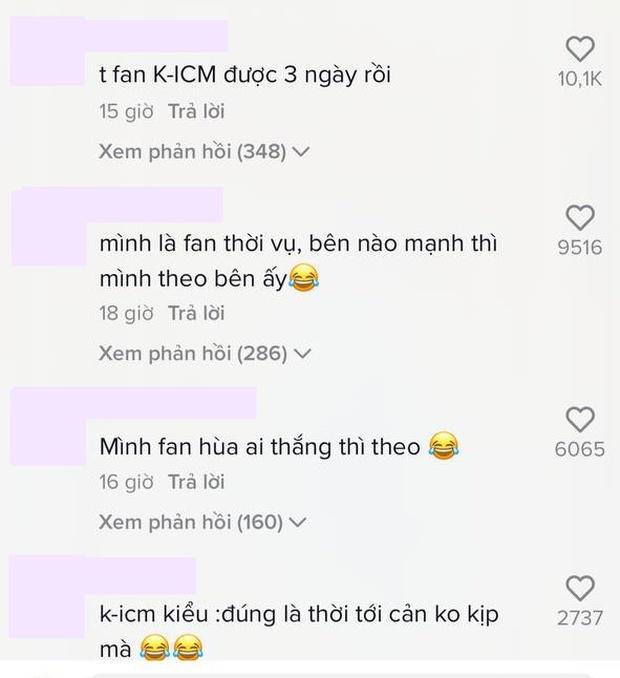 Giữa bão scandal của Jack, netizen quay xe xin lỗi K-ICM, thừa nhận trở lại làm fan? - Ảnh 3.