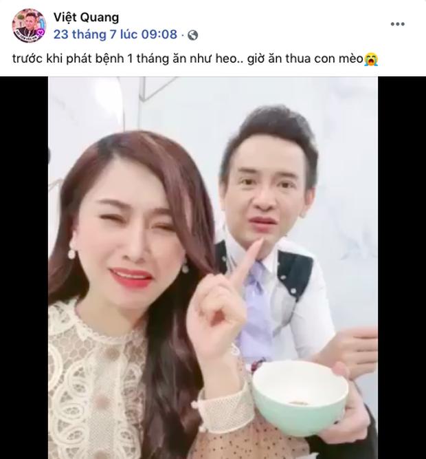Những ngày cuối đời của ca sĩ Việt Quang: Phải truyền thức ăn vào dạ dày nhiều tuần, nói một câu nghe xót xa khi lâm trọng bệnh - Ảnh 2.