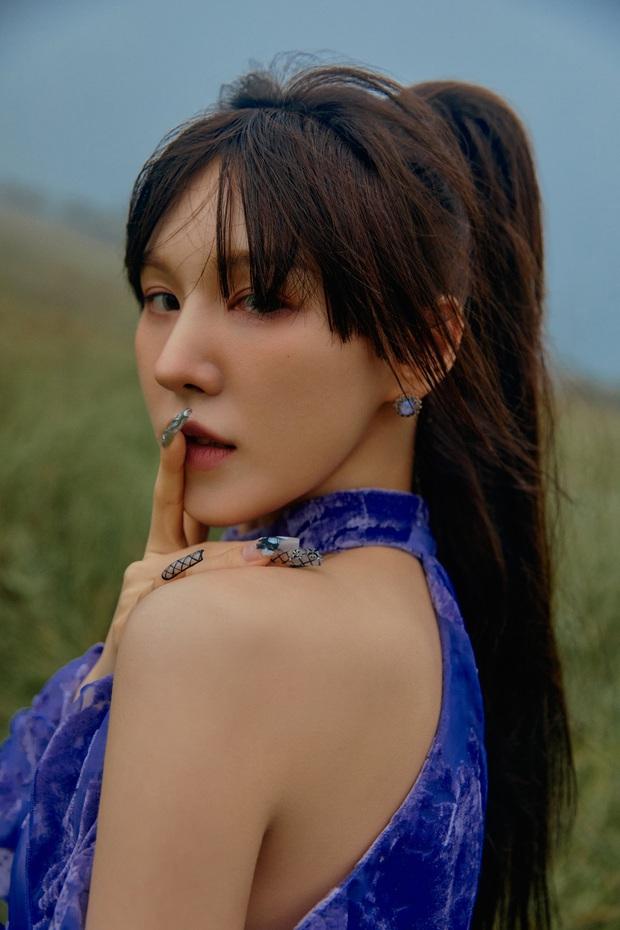 """Ngộp visual trong ảnh """"nhá hàng"""" lạ mắt của Red Velvet: Irene đẹp """"câm nín"""" sau phốt, Wendy mặt đơ lột xác đỉnh cao - Ảnh 11."""