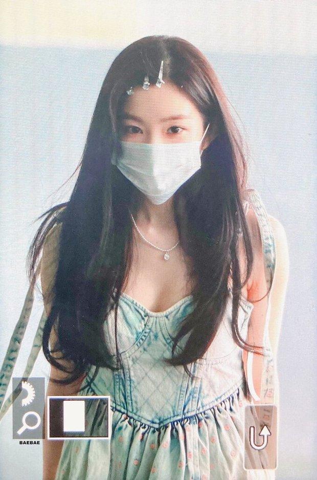 Kiểm chứng nhan sắc của dàn idol trên đường đi làm: Rosé eo nhỏ khó tin, Jeon Somi đẹp như búp bê, Irene lộ vòng 1 lấp ló sexy xịt máu - Ảnh 10.