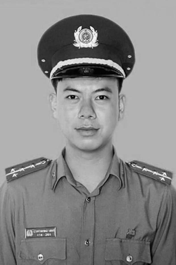 Một Phó Trưởng công an xã hy sinh trong công tác phòng, chống dịch bệnh COVID-19 - Ảnh 1.