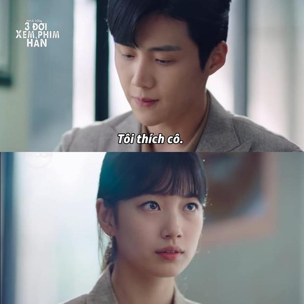 Thứ đau lòng nhất phim Hàn chính là lời tỏ tình của nam phụ: Từ True Beauty đến Nevertheless vẫn nhói lòng - Ảnh 2.