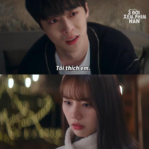 Thứ đau lòng nhất phim Hàn chính là lời tỏ tình của nam phụ: Từ True Beauty đến Nevertheless vẫn nhói lòng - Ảnh 3.