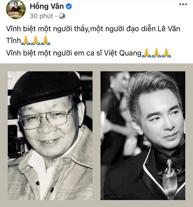 Đạo diễn Lê Văn Tĩnh qua đời sau thời gian điều trị Covid-19, 2 thành viên trong gia đình đều đang nhiễm bệnh - Ảnh 5.