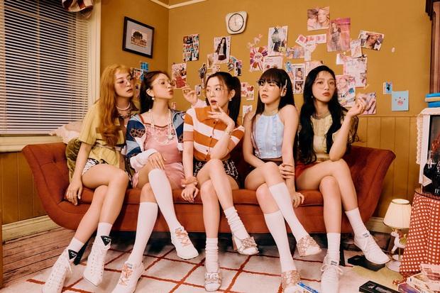 Red Velvet học theo TWICE chơi lớn spoil luôn điệp khúc ca khúc mới, giai điệu đúng sở trường mùa hè hứa hẹn bùng nổ - Ảnh 6.