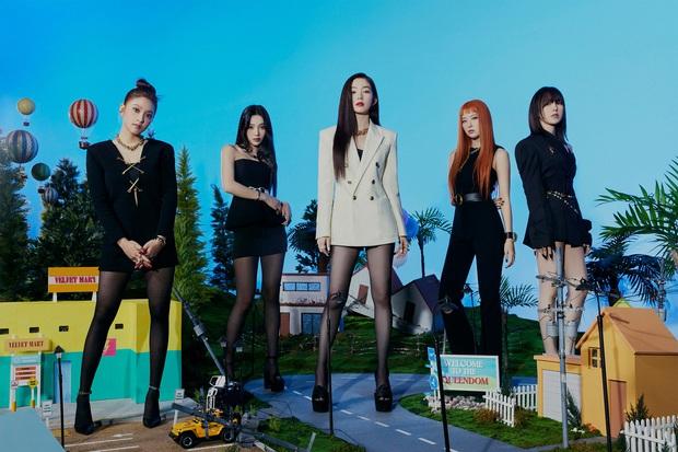 Red Velvet học theo TWICE chơi lớn spoil luôn điệp khúc ca khúc mới, giai điệu đúng sở trường mùa hè hứa hẹn bùng nổ - Ảnh 7.