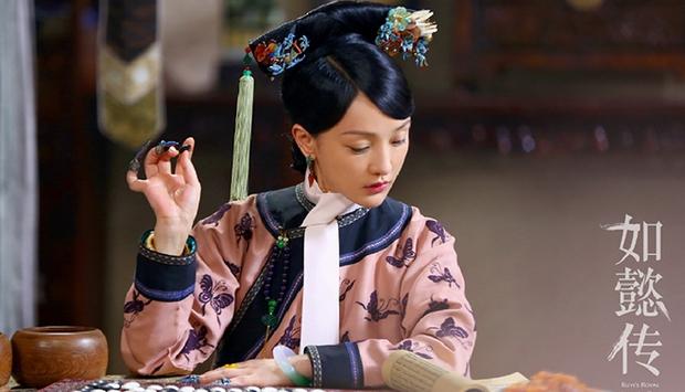 Mỹ nhân Hoa ngữ lộ khuyết điểm chết người trên phim: Lưu Diệc Phi - Đường Yên chỉ đẹp khi không cười, Triệu Lệ Dĩnh gầy đến trơ xương - Ảnh 10.