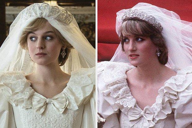 Hóa thân vào các nhân vật hoàng gia: Công nương Grace Kelly của Nicole Kidman bị chỉ trích, riêng Công nương Diana có tới 3 phiên bản - Ảnh 12.