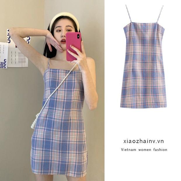 """Hòa Minzy khoe váy hai dây siêu xinh, giá cực """"êm"""" chỉ 90k nàng nào cũng nên tia gấp - Ảnh 3."""
