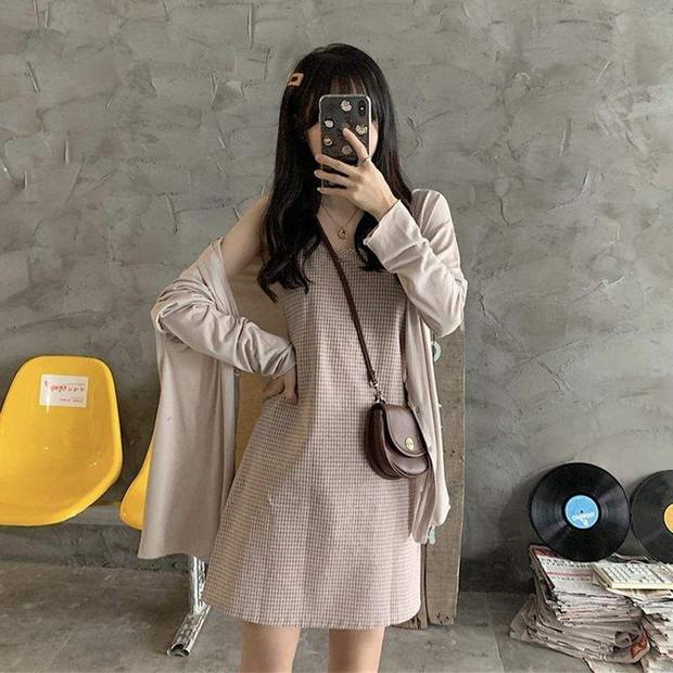 """Hòa Minzy khoe váy hai dây siêu xinh, giá cực """"êm"""" chỉ 90k nàng nào cũng nên tia gấp - Ảnh 5."""