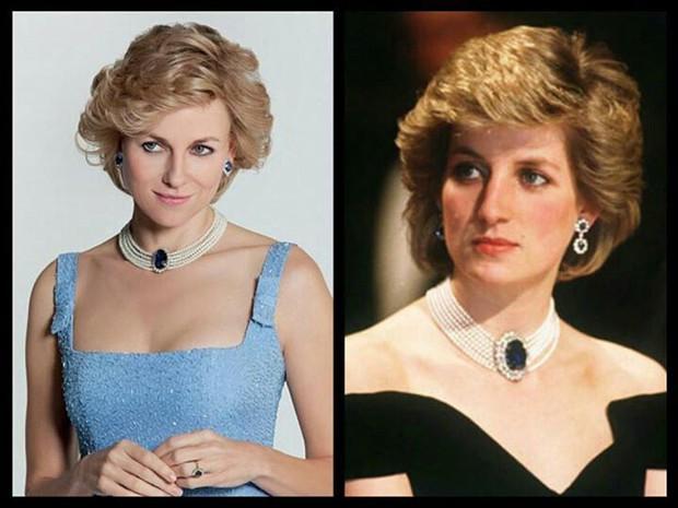 Hóa thân vào các nhân vật hoàng gia: Công nương Grace Kelly của Nicole Kidman bị chỉ trích, riêng Công nương Diana có tới 3 phiên bản - Ảnh 9.