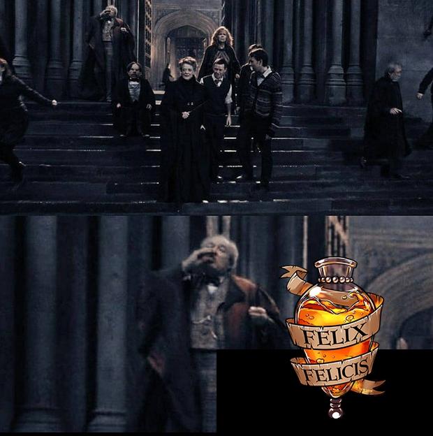 14 khoảnh khắc chứng tỏ Harry Potter chi tiết đến sợ, dự báo luôn kết cục của Voldemort mà chẳng ai để ý! - Ảnh 13.