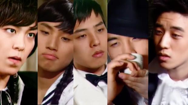 Cười xỉu với 4 phiên bản Vườn Sao Băng hài chế của idol Kpop: Tới giờ chưa ai qua được quý bà Smell nhà BIGBANG! - Ảnh 5.