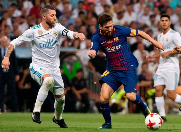 Từng chặt chém Messi kinh khủng nhất, Vua thẻ đỏ Sergio Ramos giờ lại tích cực nịnh bợ đồng đội mới ở PSG - Ảnh 11.