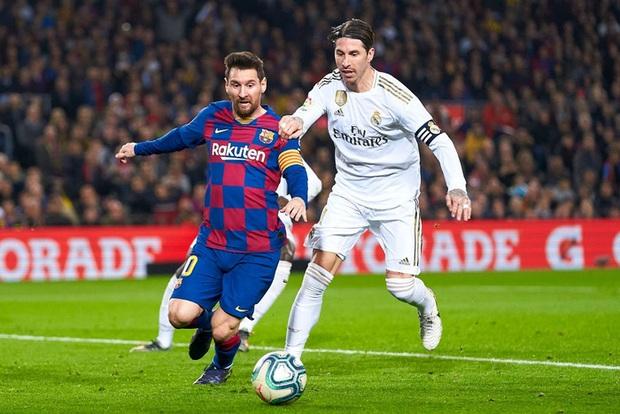 Từng chặt chém Messi kinh khủng nhất, Vua thẻ đỏ Sergio Ramos giờ lại tích cực nịnh bợ đồng đội mới ở PSG - Ảnh 19.