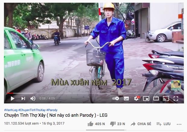 Nữ có Hậu Hoàng, nam có YouTuber chính thức sở hữu MV 300 triệu view đầu tiên trong làng nhạc chế Việt - Ảnh 4.