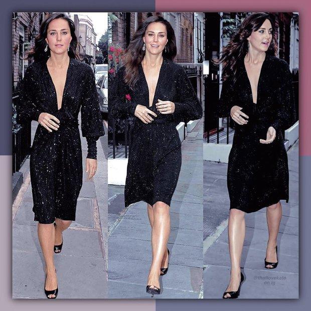 Trước khi trở thành công nương, Kate Middleton từng có những lần mặc xuyên thấu và thả rông táo bạo tới vậy - Ảnh 9.