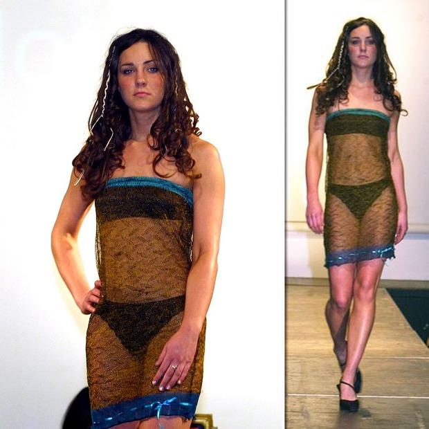 Trước khi trở thành công nương, Kate Middleton từng có những lần mặc xuyên thấu và thả rông táo bạo tới vậy - Ảnh 2.