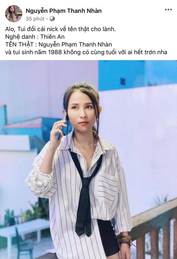 Bị fan Jack ùa vào làm phiền, YouTuber Thiên An buộc phải đổi tên FB mới, ghi rõ lý lịch để dân mạng đỡ nhầm - Ảnh 3.