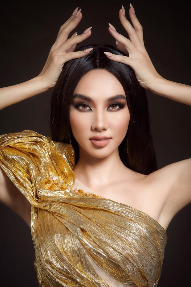 Đại diện Việt Nam nhận mưa lời khen của fan quốc tế trên trang chủ Hoa hậu Hoà bình, lộ dàn đối thủ có body và visual quá đáng gờm! - Ảnh 4.