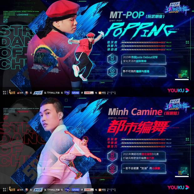 Thí sinh người Việt gây sốc cực mạnh tại show nhảy đình đám xứ Trung, là hạt giống hàng đầu của đội Trương Nghệ Hưng - Ảnh 2.