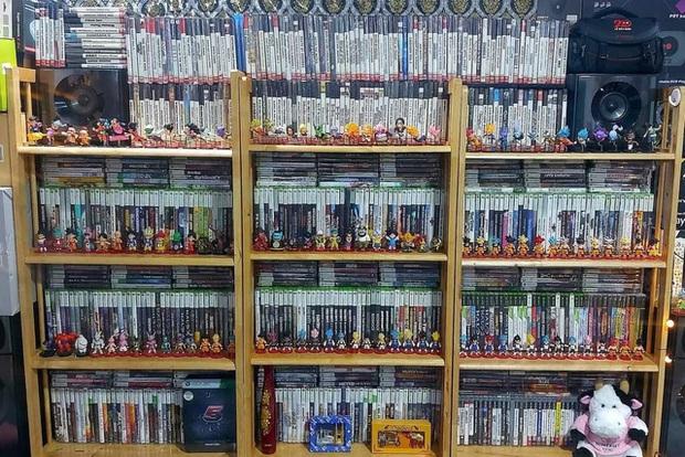 """Nhìn bộ sưu tập của game thủ, fan khẳng định: """"Đàn ông không bao giờ lớn, chỉ có đồ chơi của họ lớn lên mà thôi!"""" - Ảnh 7."""