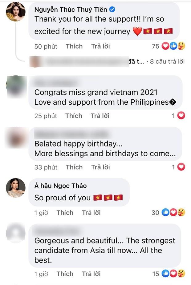 Đại diện Việt Nam nhận mưa lời khen của fan quốc tế trên trang chủ Hoa hậu Hoà bình, lộ dàn đối thủ có body và visual quá đáng gờm! - Ảnh 3.