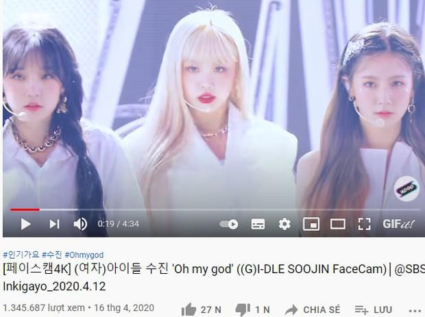 Soojin rời (G)I-DLE, điều netizen tiếc nuối nhất là danh hiệu bà hoàng fancam Gen 4 với loạt fancam sexy ngộp thở - Ảnh 20.