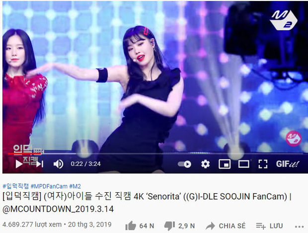 Soojin rời (G)I-DLE, điều netizen tiếc nuối nhất là danh hiệu bà hoàng fancam Gen 4 với loạt fancam sexy ngộp thở - Ảnh 11.